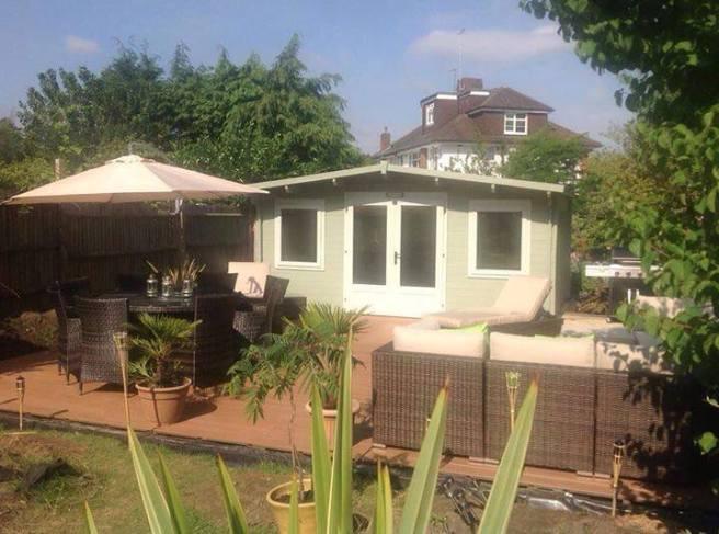 Customer Reviews: PremiumPlus Severn Log Cabin Dunster House