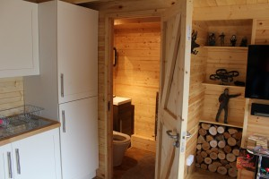 Log Cabin Transformations Interior Dunster House