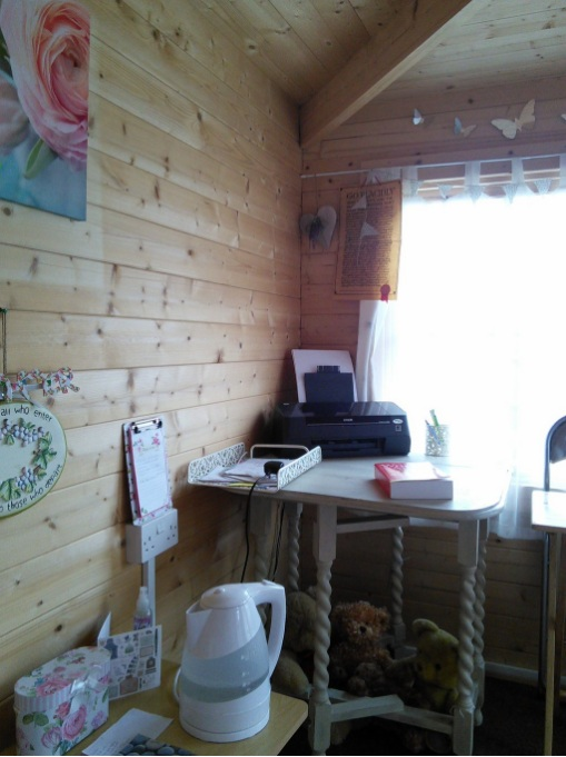 Customer Reviews: Coronet Log Cabin Dunster House Interior