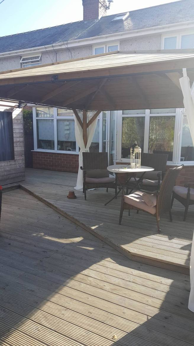 Customer Reviews: Utopia 300 Gazebo Dunster House