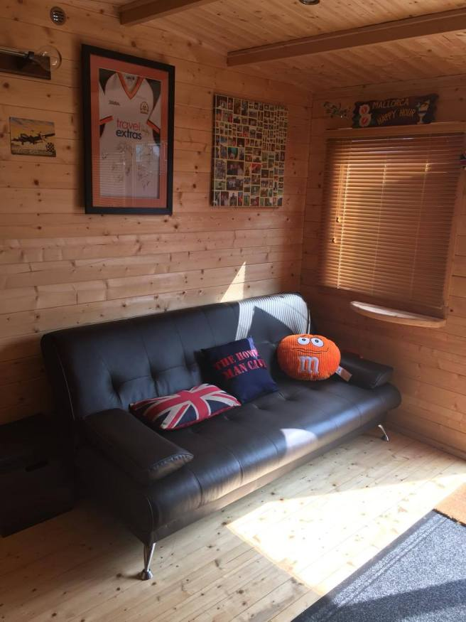 Customer Reviews: PremiumPlus Carsare Log Cabin Dunster House Interior