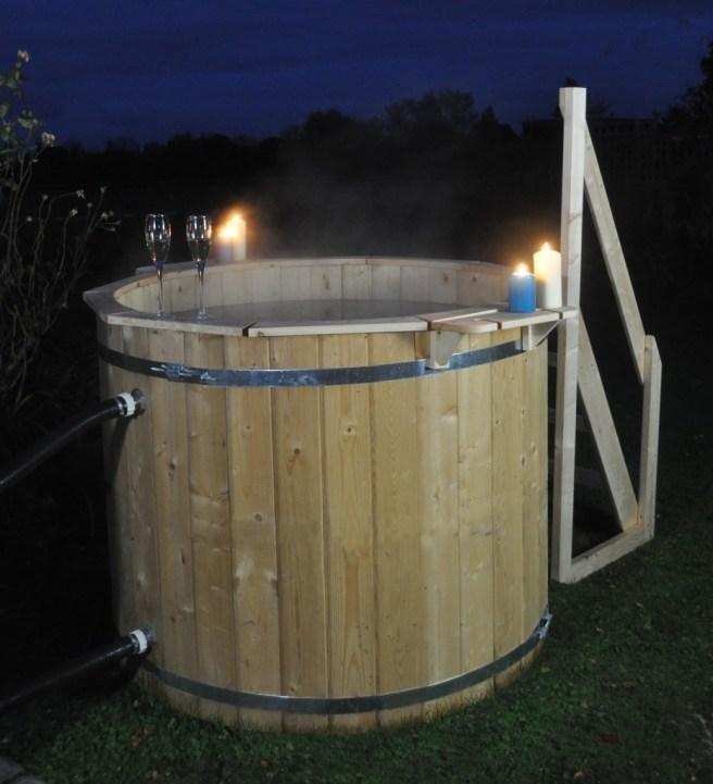 Hot Tub Dunster House