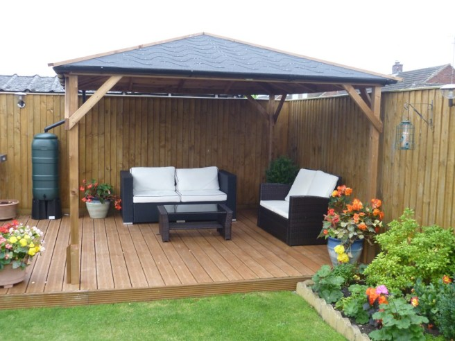 Customer Reviews: Utopia Gazebo from Dunster House