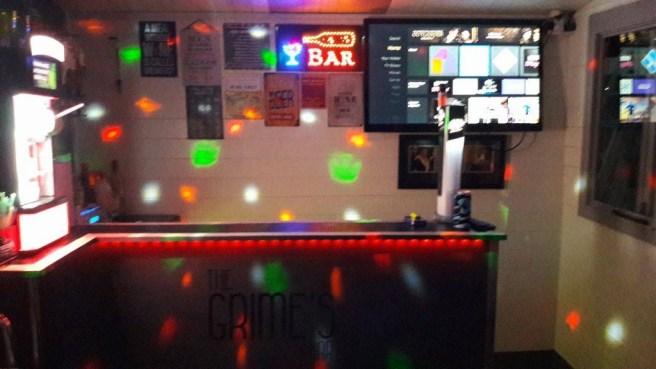 Customer Reviews: Premium Severn Log Cabin with corner bar