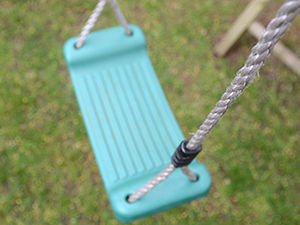 Climbing Frame: Non Rust Rope