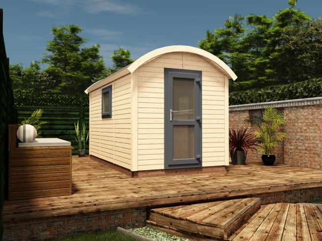 Shepherds Hut