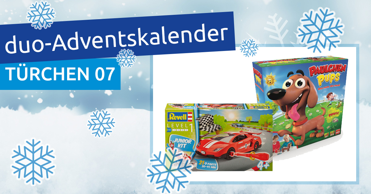 Adventskalender: Türchen 07