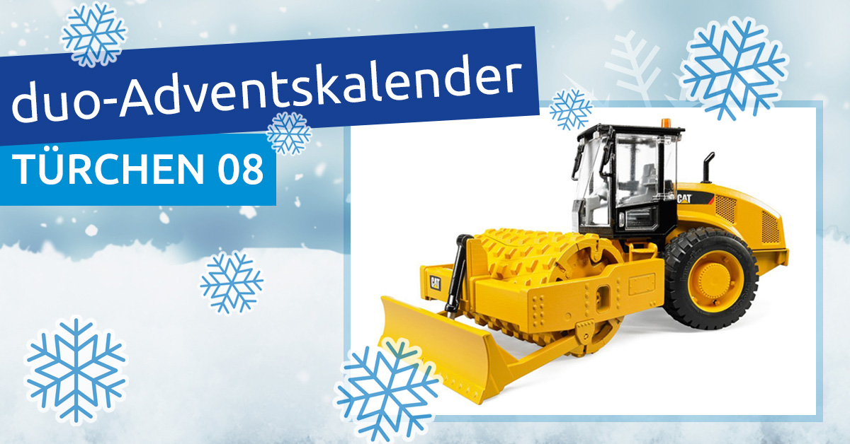 Adventskalender: Türchen 08
