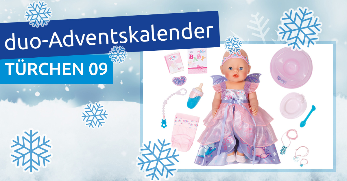 Adventskalender: Türchen 09