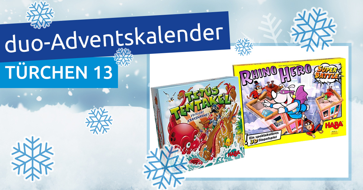 Adventskalender: Türchen 13