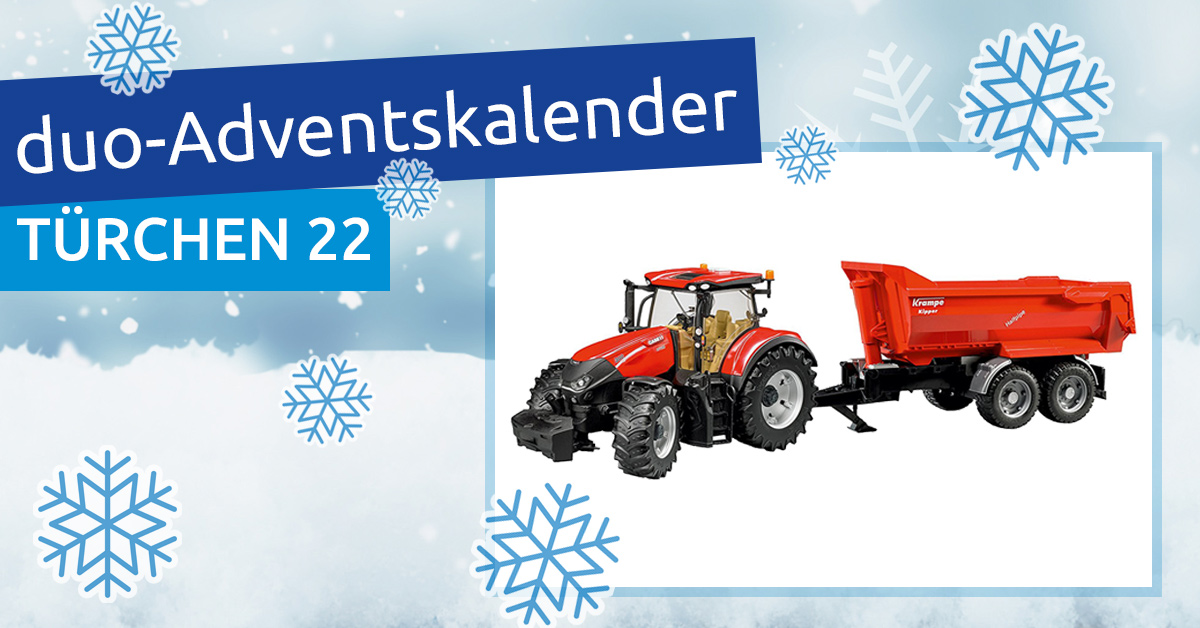 Adventskalender: Türchen 22