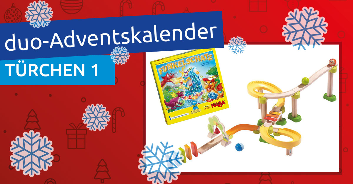 duo-Adventskalender 2018: Türchen 01