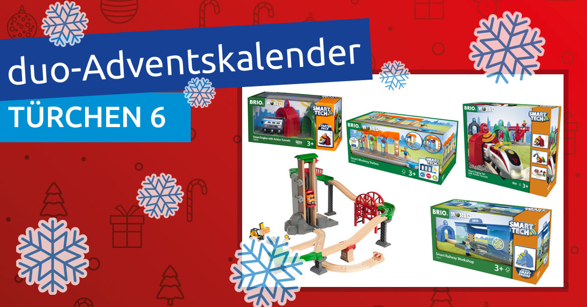 duo-Adventskalender 2018: Türchen 06