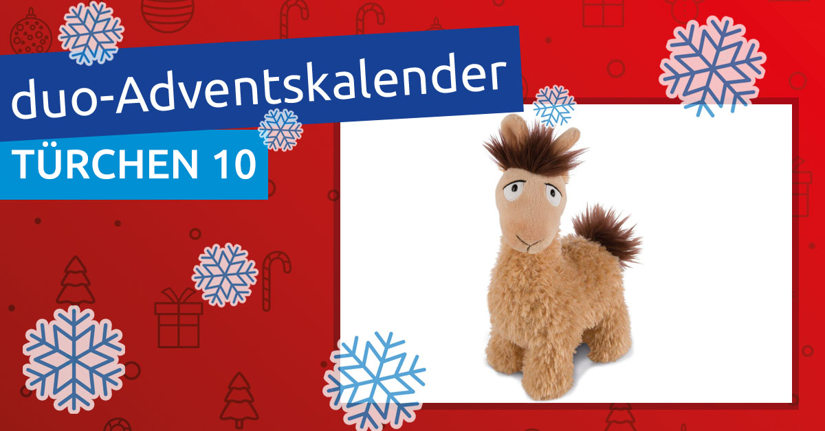 Adventskalender 2018 - Türchen 10