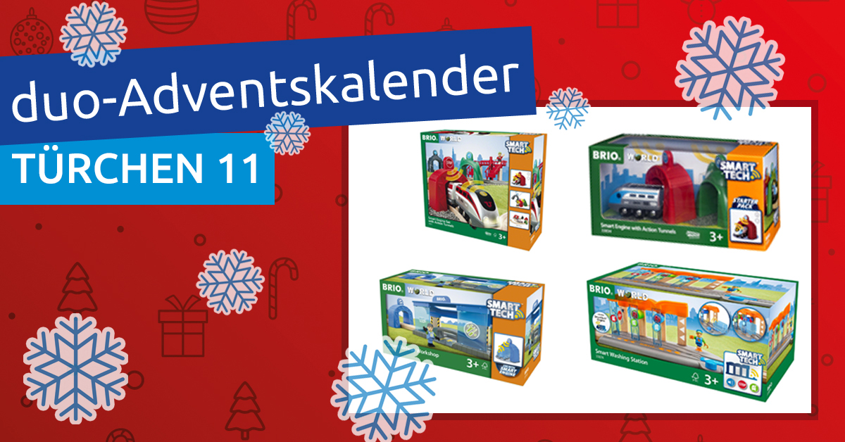 duo-Adventskalender 2018: Türchen 11