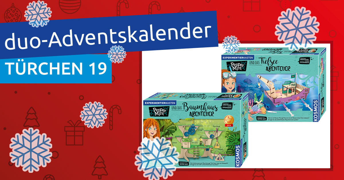 Adventskalender 2018 - Türchen 19