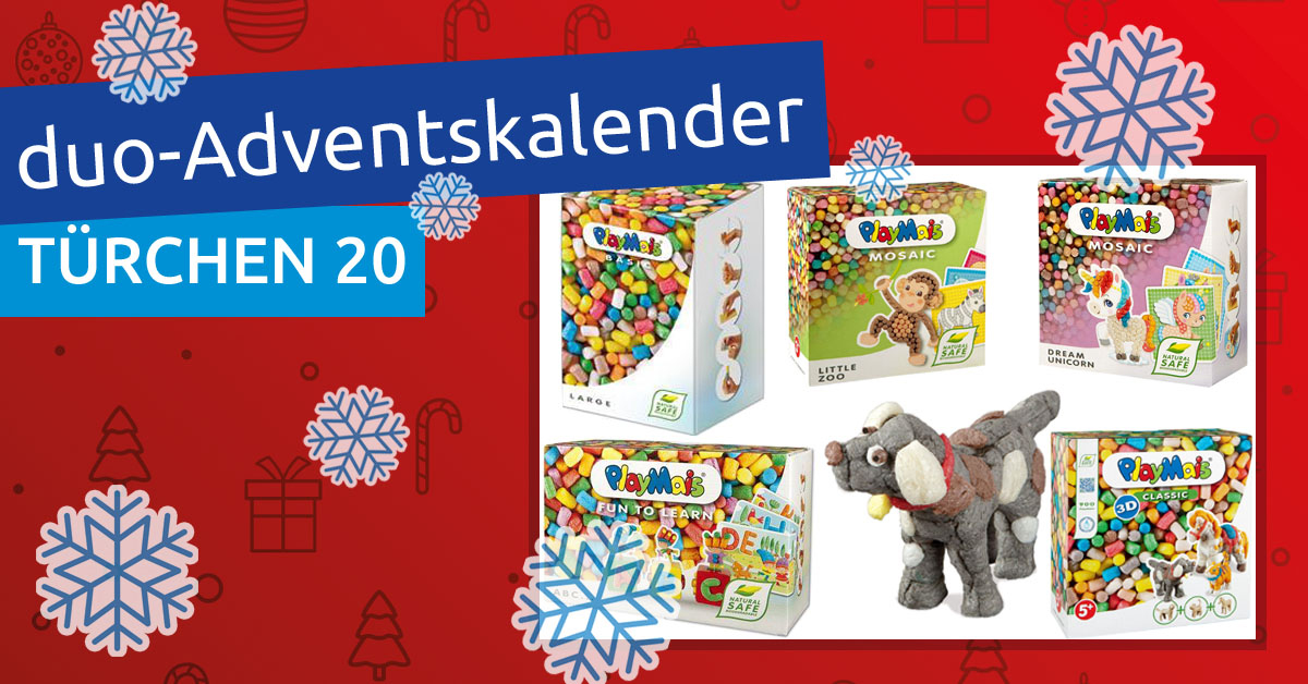 duo-Adventskalender 2018: Türchen 20
