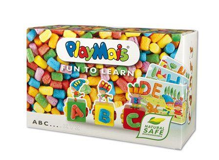 PlayMais Classic Fun to Learn ABC