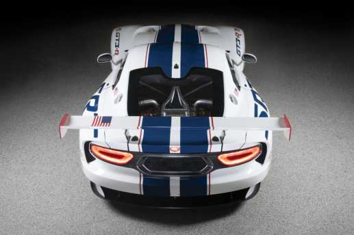 The SRT Viper GT3-R is collaboration between Chrysler Group's