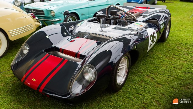 2014 03 Amelia Concours Day 0 - 17 Lola Racer RM Auction