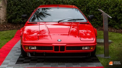 2014 03 Amelia Concours Day 1 - 16 BMW M1 Red