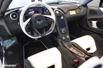 Driver Point of View Interior