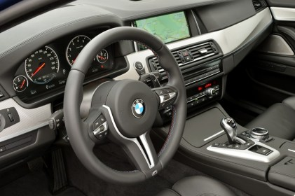 BMW M5 Competition Package 6
