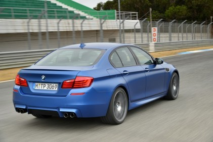 BMW M5 Competition Package 7