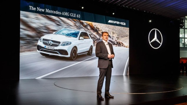Mercedes-Benz und smart auf der New York International Auto Show 2015 Mercedes-Benz and smart at the New York International Auto Show 2015