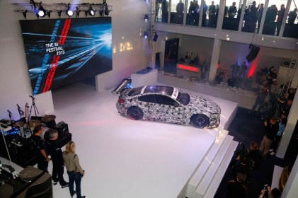 Nürburgring (DE), 14th May 2015. 24h race, BMW M6 GT3 Presentation. This image is copyright free for editorial use © BMW AG (05/2015).