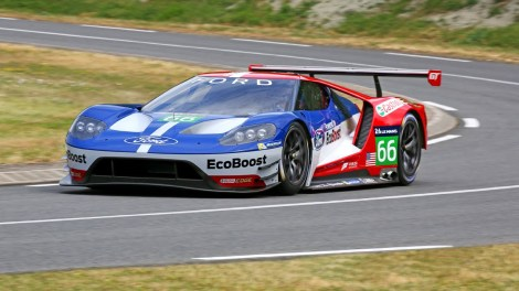 2016 Ford GT Le Mans Race Car Unveiled