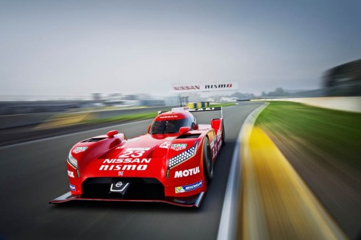 The world has never seen a racing car quite like the GT-R LM NISMO. Radical in concept and bold in execution, it was created at the point where imagination, knowledge and courage intersect. Its mission is to explore new ideas, to pioneer an uncharted route toward unprecedented speed and efficiency and, ultimately, outright victory in the greatest motor race of them all, the Le Mans 24 Hours.