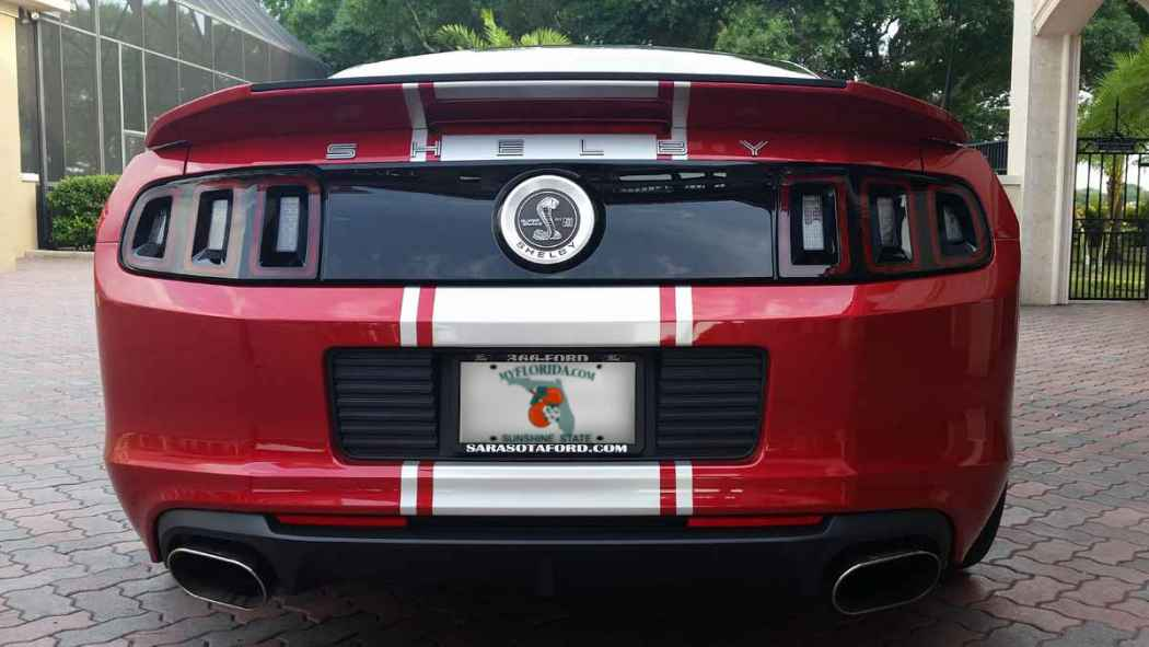 2013 Ford Mustang Shelby GT 500 Super Snake For Sale