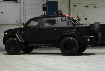 Hummers For Sale >> The Terradyne GURKHA: A Street-Legal Tactical Vehicle