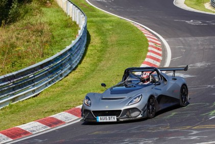 211/ Lotus Nuerburgring test. EUROPA, Germany, Copyright by Stefan Baldauf / SB-Medien