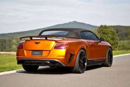 Mansory Bentley Continental GTC (3)