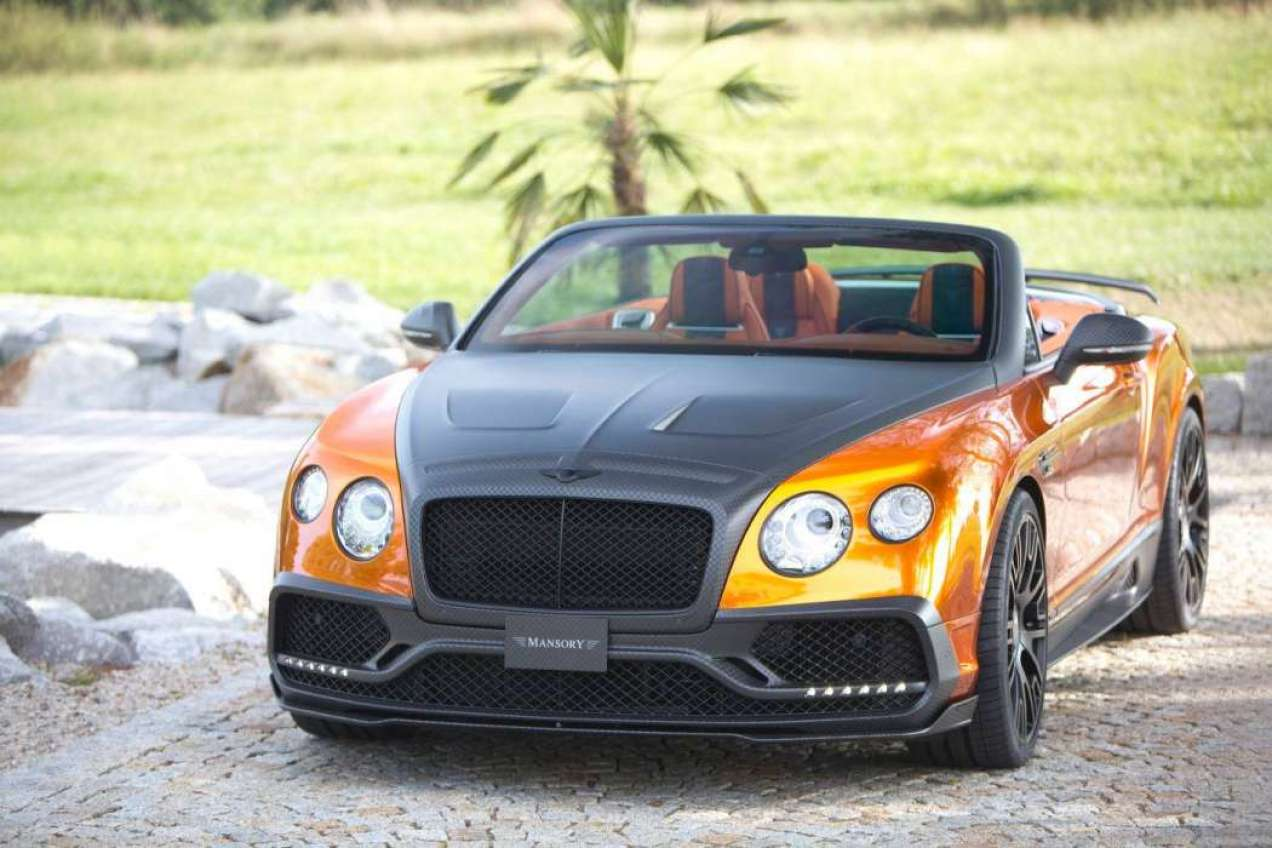 Mansory Bentley Continental GTC (4)