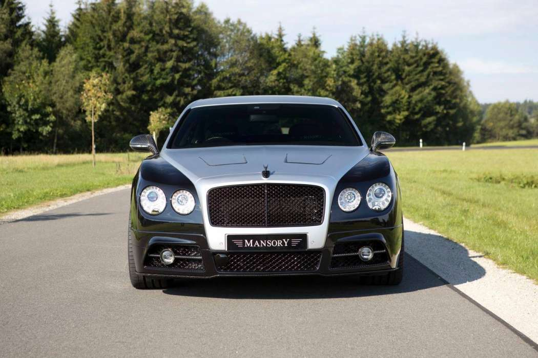 Mansory Bentley Flying Spur (3)