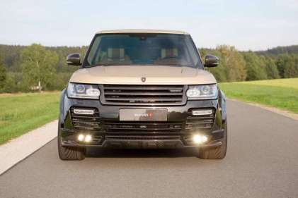 Mansory Range Rover Autobiography (2)