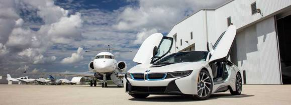 BMW i8 Rental Miami