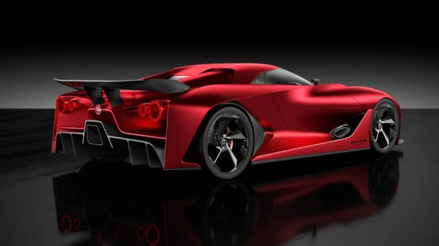 Nissan Concept 2020 Vision Gran Turismo, a concept supercar developed in conjunction with Polyphony Digital Inc., the creators of the racing video game Gran Turismo for PlayStation, is certain to further increase Nissan's sizable presence in the game and beyond.