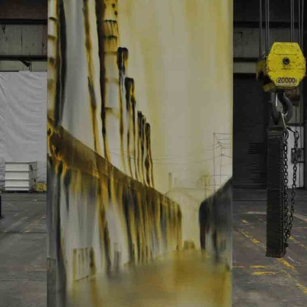 Title: Stacker Size 50 x 102 inches