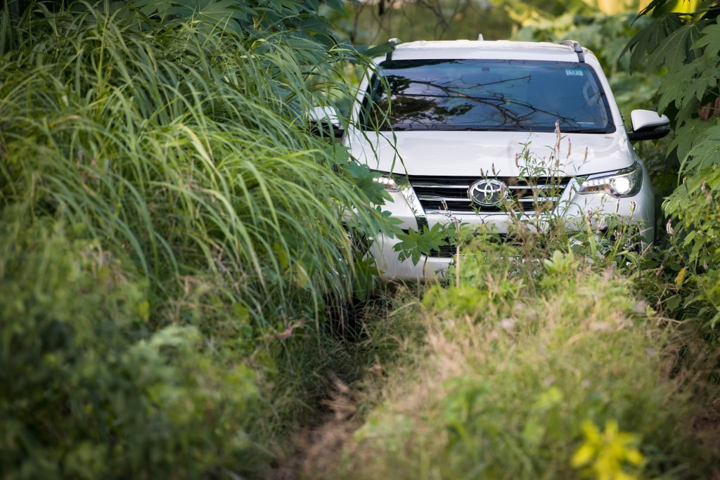 The New Fortuner will give you miles of adventure