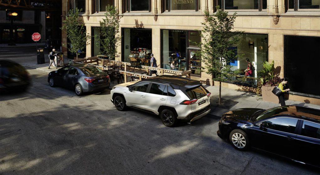New Toyota Rav4 2019 Outdoors