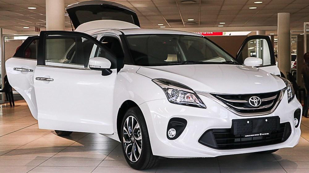 Toyota Starlet 1.4 Xr - 2020