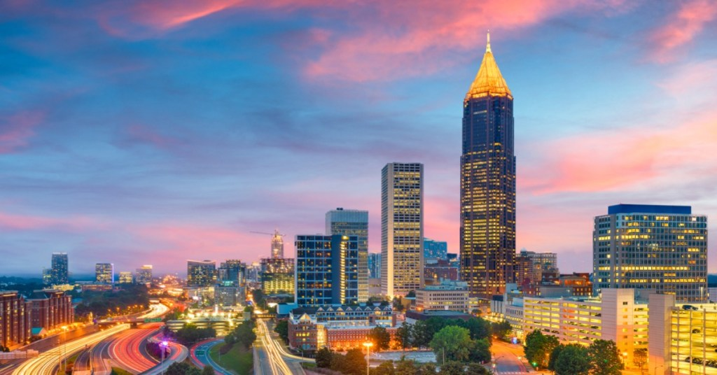 seven things to love about atlanta