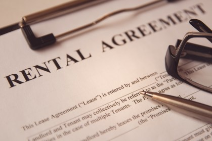 prorated rent lease
