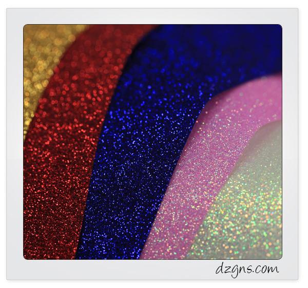 glittersheets