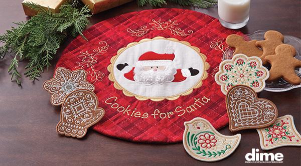 dime Volume 113 Cookies for Santa