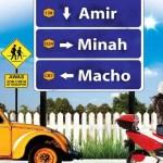 REVIEW AMIR MINAH MACHO